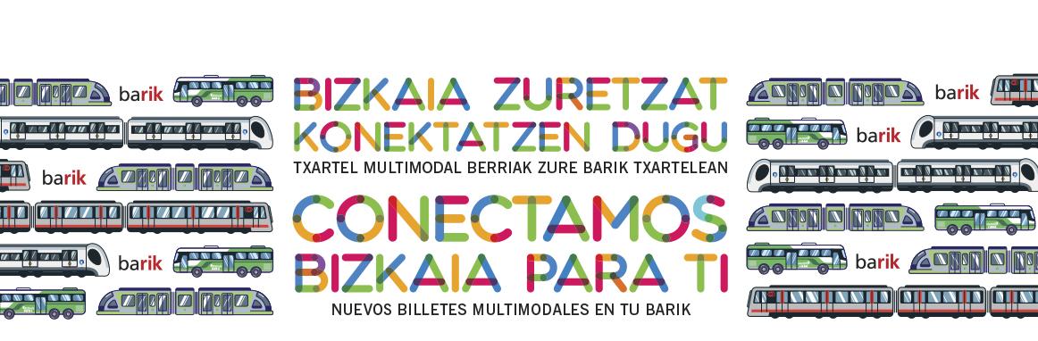 Conectamos Bizkaia para tí