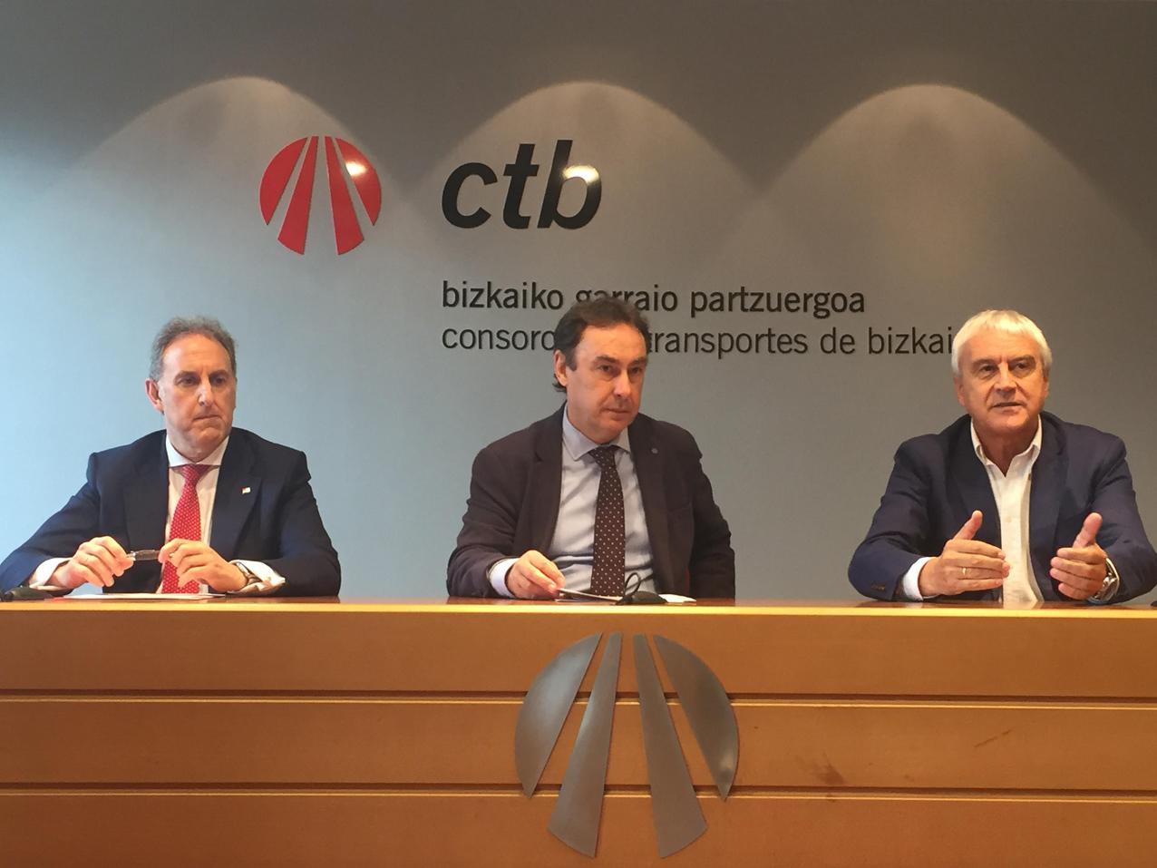 Inicio bizkaiko garraio partzuergoa consorcio de for Oficinas del consorcio de transportes de madrid puesto 2